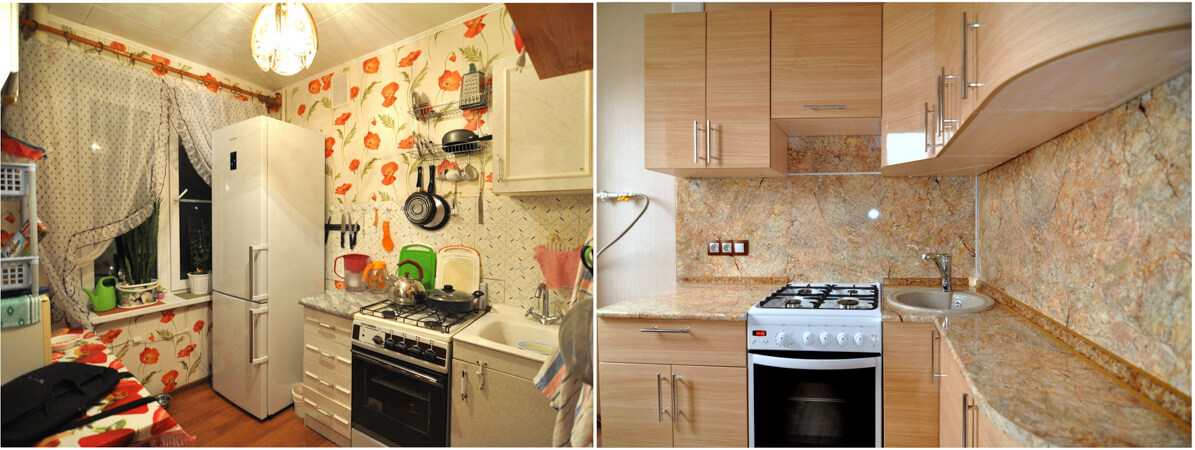 Советы ремонта кухни своими руками